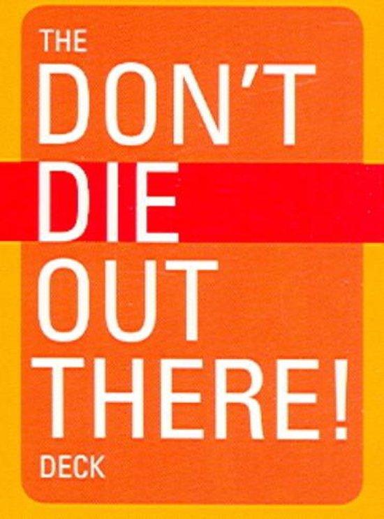 Afbeelding van het spel The Don't Die Out There! Deck