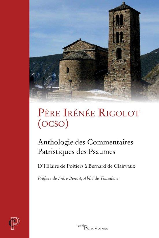 Anthologie des commentaires patristiques des Psaumes