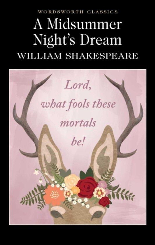 Boek cover A Midsummer Nights Dream van William Shakespeare (Paperback)