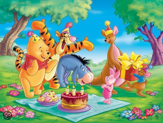 winnie de pooh jarig bol.| Walt Disney: Winnie de Poeh, Knorretje is Jarig  winnie de pooh jarig