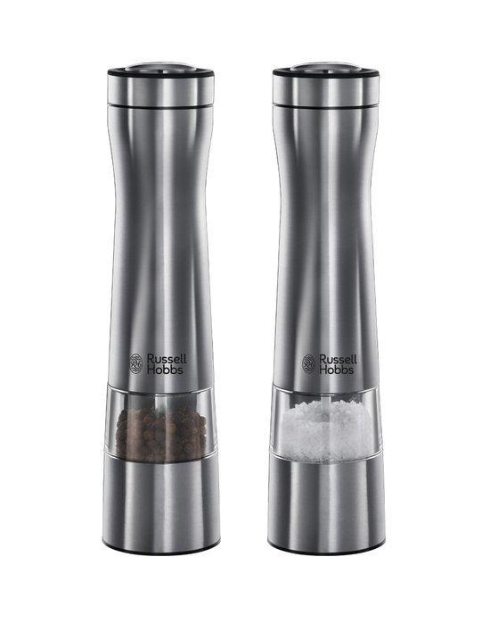 Russell Hobbs Elektrische Classic Peper- & Zoutmolen 23460-56 inclusief verlichting