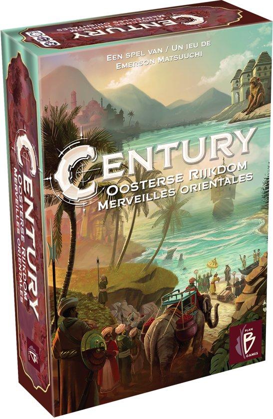 Century - Eastern Wonders / Oosterse Rijkdom : Asmodee