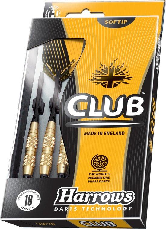 Harrows Softip Club 18 GK