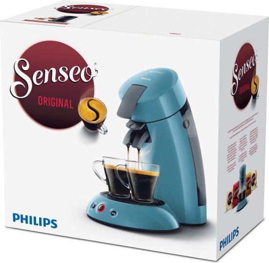 Philips Senseo Original HD6553/20 Turquoise