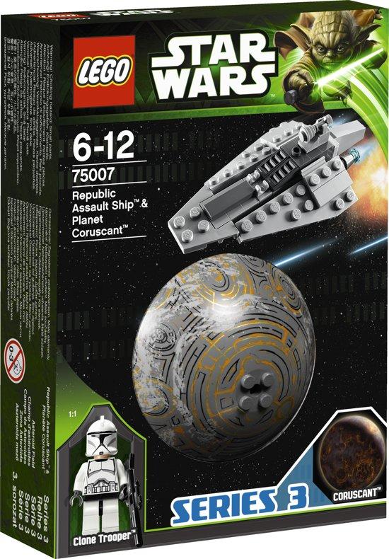 LEGO Star Wars Planet Republic - 75007