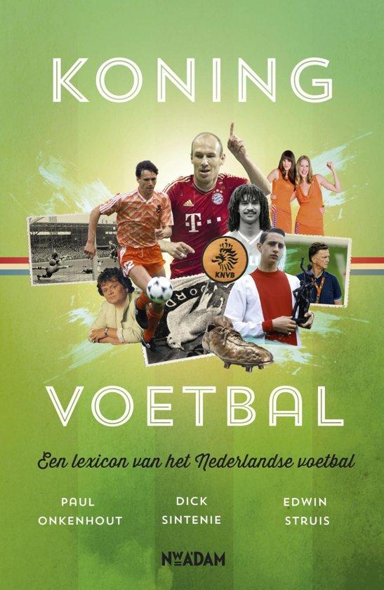 Boek cover Koning voetbal van Paul Onkenhout (Onbekend)