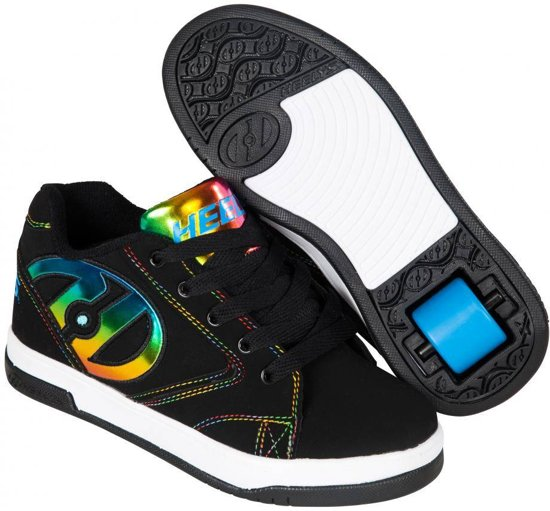 Heelys Chaussures De Sport De Flux De Chaussures Juniors - Taille 39 - Unisexe - Bleu / Noir / Jaune S3H1I4WK