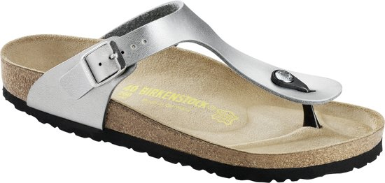 Birkenstock Arizona Smal Dames Slippers - Black