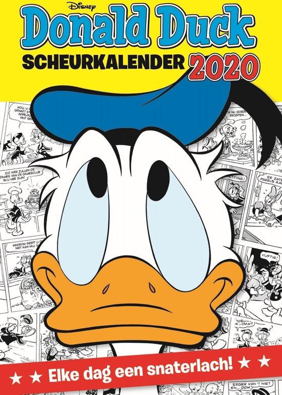Donald Duck Scheurkalender 2020