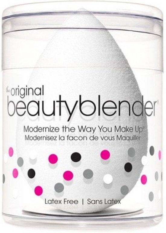 Beautyblender Pure White - 1 stuk - Make-up sponsje