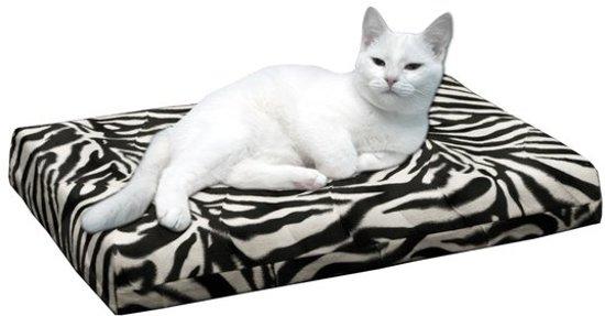 HD Catbed Zebra - 45 x 55 cm