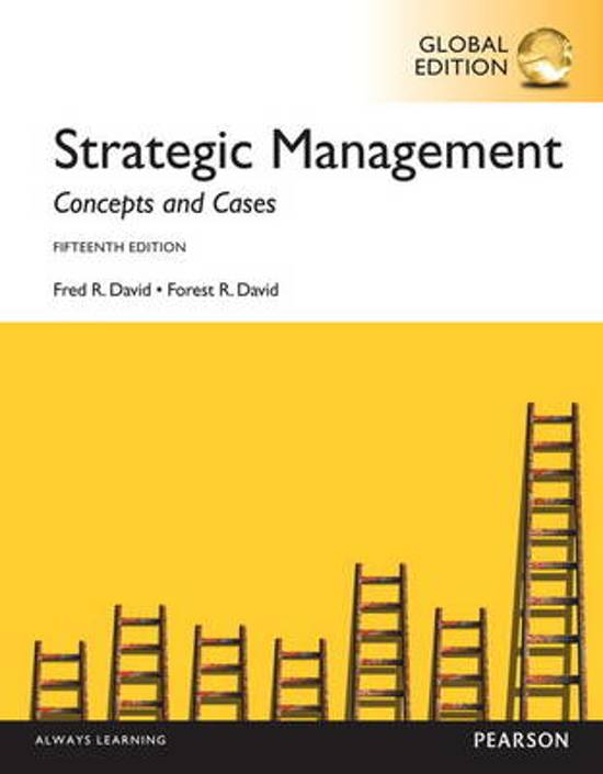 Bol Strategic Management Concepts And Cases With