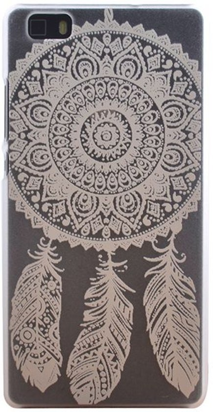 Huawei Ascend P8 Lite Plastic Hard Case Dream Catcher in Villers-Saint-Ghislain