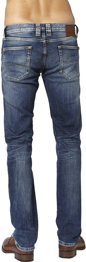   Pepe Jeans Spijkerbroek Cane Donkerblauw Slim Fit