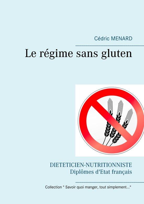 Le régime sans gluten