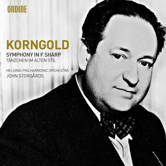 Korngold: Symphony F Sharp