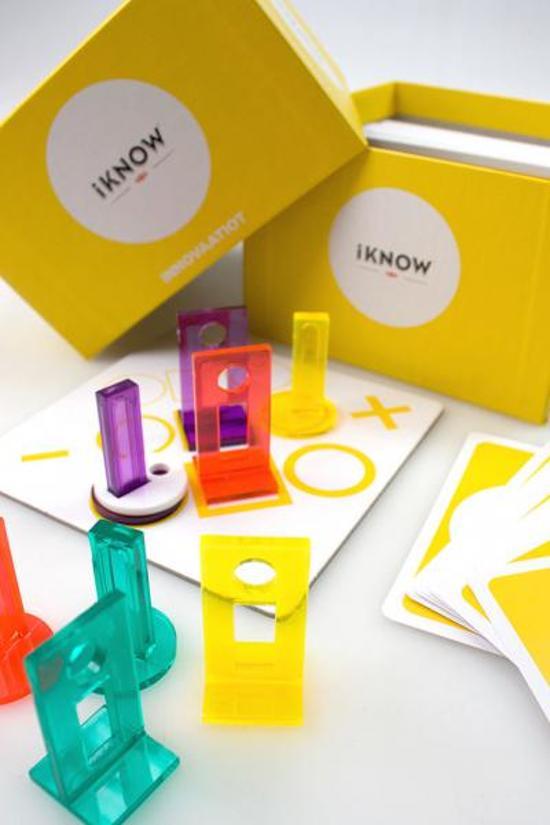 iKnow mini: Innovation - Gezelschapsspel