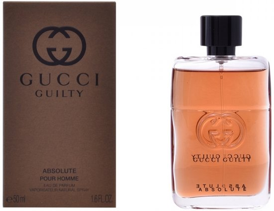 1ad4b18e820 bol.com | Gucci Guilty Absolute Edp Spray 50 ml
