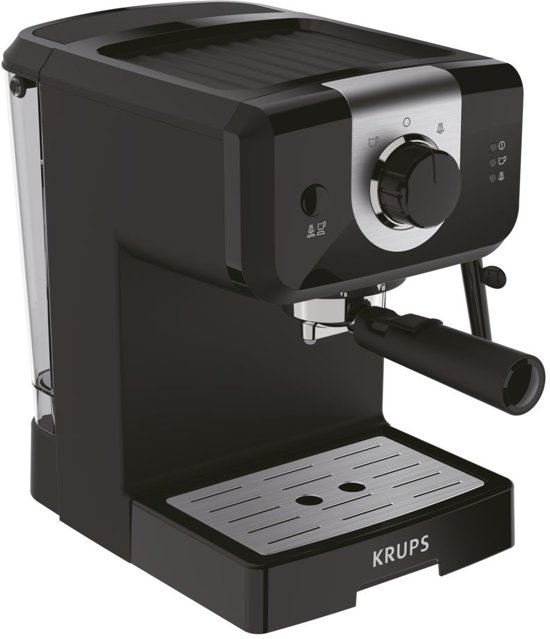 Krups Espresso Steam & Pump Opio XP3208 - Black