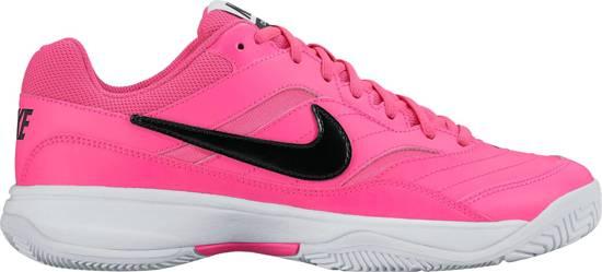 Nike Court Lite - Tennisschoenen - Dames - Maat 36.5 - Zwart