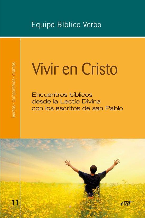 Vivir en Cristo