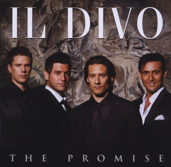 The promise il divo cd album muziek - Album il divo ...