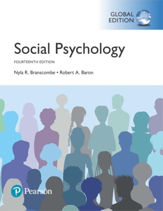 Chapter 18 - Social Psychology