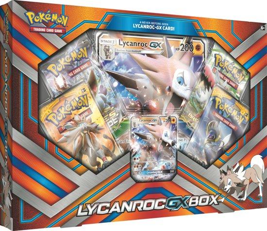 Afbeelding van het spel Pokémon kaarten - Trading Card Game - Lycanroc GX Box C12