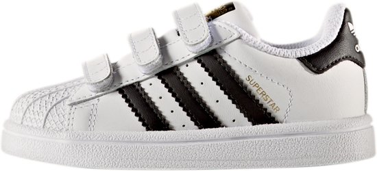 Sneakers Meisjes 24 Maat Superstar Wit Adidas I Cf 57WxnOZO