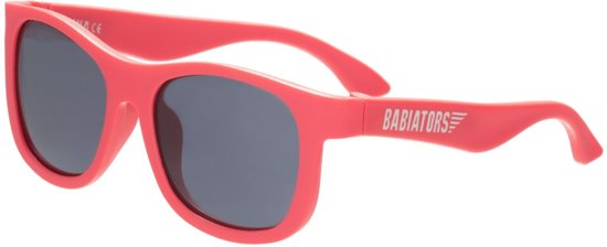 3175d2e427364c Babiators - UV-zonnebril baby dreumes - Navigators - Rockin  Red - rood