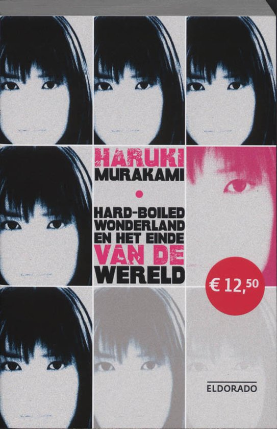 Cover van het boek 'Hard-Boiled wonderland' van H. Murakami