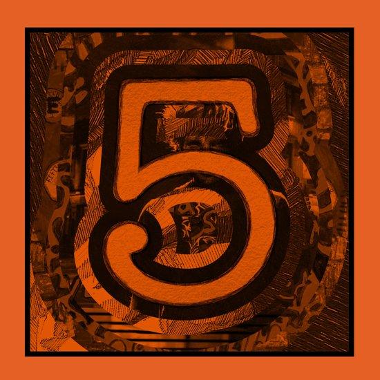 CD cover van 5 (5Ep Boxset) van Ed Sheeran