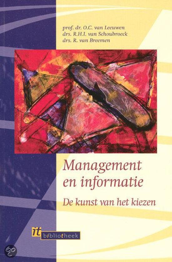 Grondslagen van het management pdf