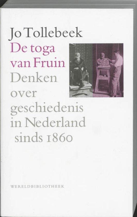Historische reeks - De toga van Fruin