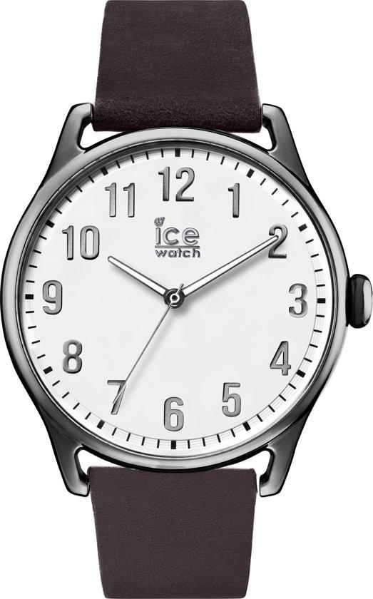 Ice-Watch IW013044 Horloge - Leer - Bruin - 41 mm