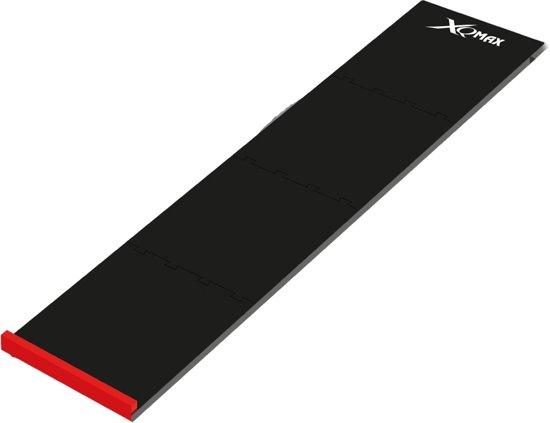 XQ Max Puzzle Dartmat Black