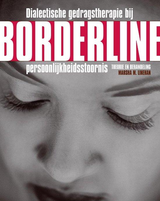 Dialectische gedragstherapie bij Borderline persoonlijkheidsstoornis