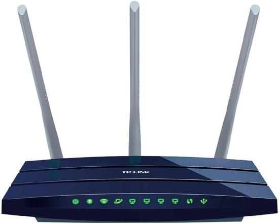 TP-LINK TL-WR1043ND v3 - Router