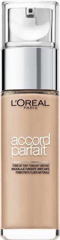 L'Oréal Paris Make-Up Designer Accord Parfait - 3.R/3.C Rose Beige - Foundation