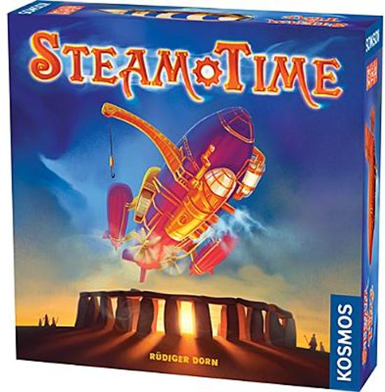 Afbeelding van het spel Steam Time