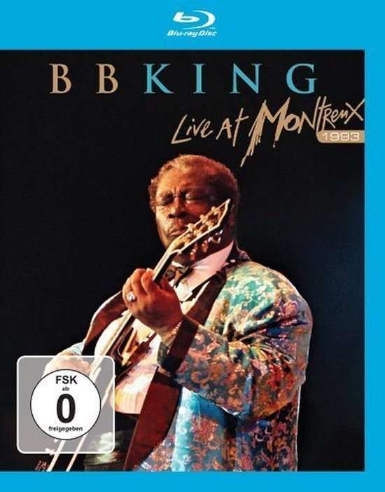 Bol Bb King Live At Montreux Blu Ray Dvds