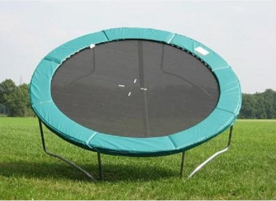 moonwalker trampoline goldline 244 cm. Black Bedroom Furniture Sets. Home Design Ideas