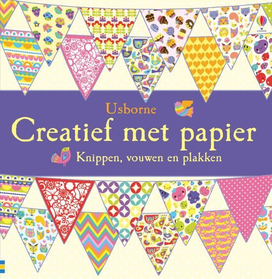 Zeer bol.com | CREATIEF MET PAPIER, Usborne | 9781409572282 | Boeken @YI38