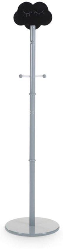 CHILDWOOD kleerstaander grijze wolk - Staand - 33x140cm - MDF - Mint blauw