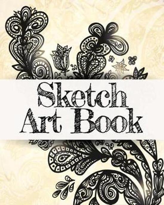 Sketch Art Book
