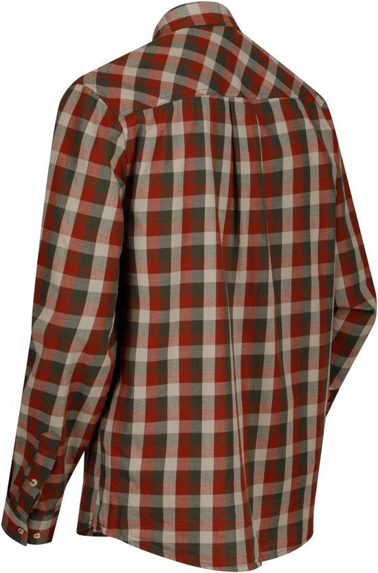 bruin volwassenen Regatta S lothar maat outdoorshirt vXWWaqTf