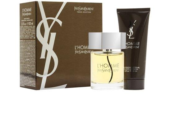 Yves Saint Laurent l'Homme - 2-delig - Geschenkset