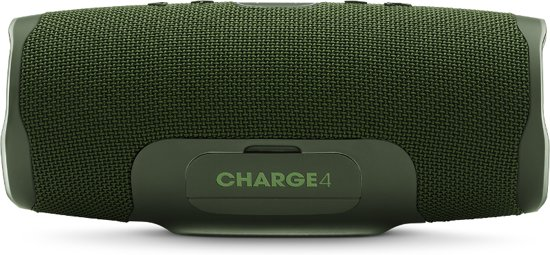 JBL Charge 4 Forest Green Bluetooth speaker
