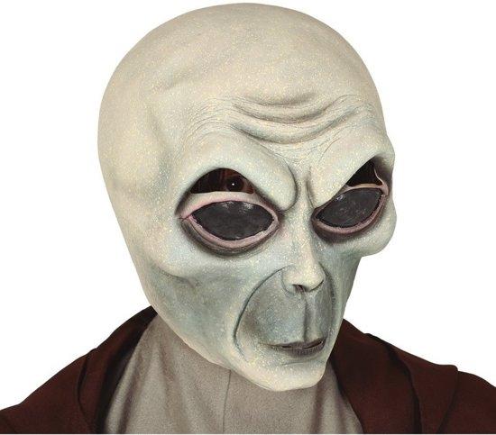 Alien horror masker van latex - Halloween verkleed maskers - Enge maskers