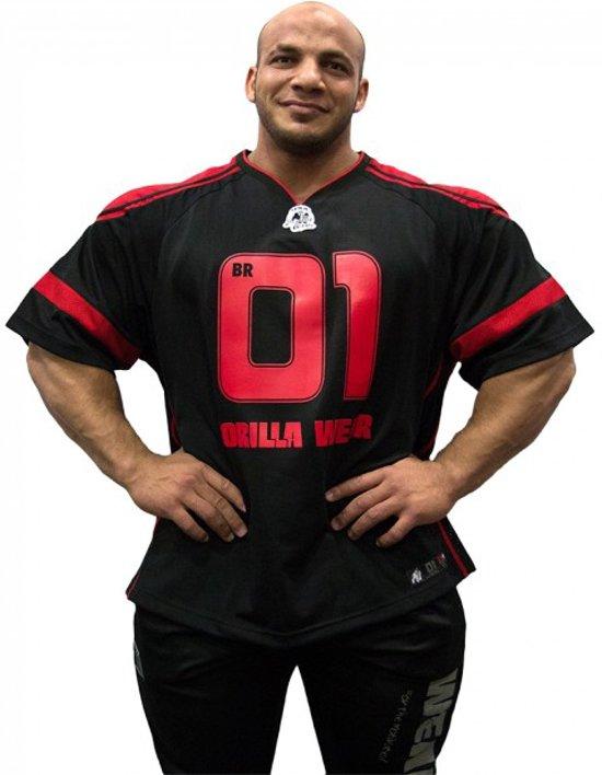 Big Athlete Gorilla shirt Ramy Black T redM Wear O0kwXP8n